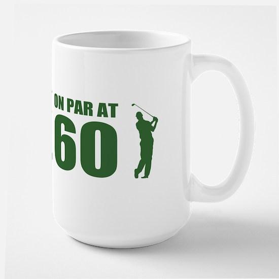 Golfer's 60th Birthday Mugs