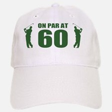 Golfer's 60th Birthday Baseball Baseball Cap