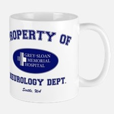 Greys Neuro Department Mug