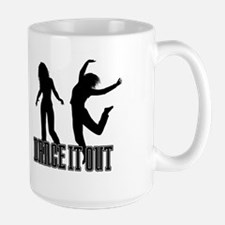 Dance It Out Large Mug
