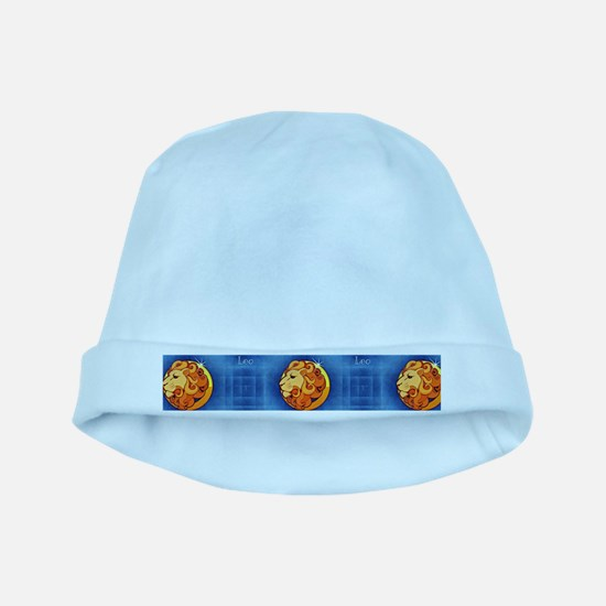 leo horoscope baby hat