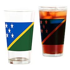 Flag Drinking Glass
