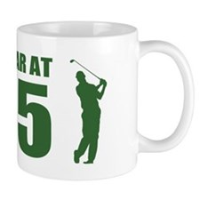 Golfer's 85th Birthday Mugs