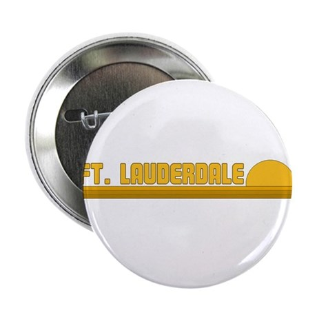 """Fort Lauderdale, Florida 2.25"""" Button (10 pack)"""
