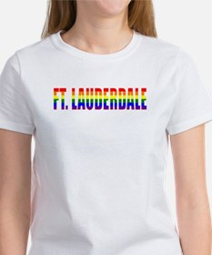 Ft. Lauderdale, Florida Women's T-Shirt
