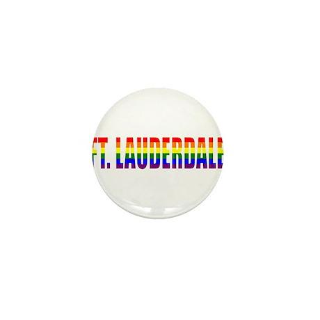 Ft. Lauderdale, Florida Mini Button (100 pack)