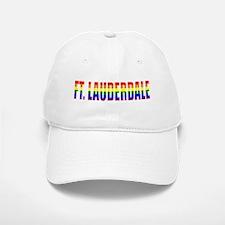 Ft. Lauderdale, Florida Baseball Baseball Cap