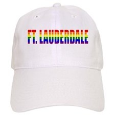 Ft. Lauderdale, Florida Baseball Cap