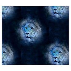 leo lion Poster