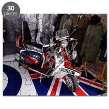 JIMMY'S SCOOTER. MOD Puzzle