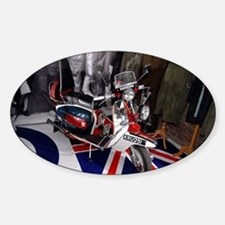 JIMMY'S SCOOTER. MOD Decal