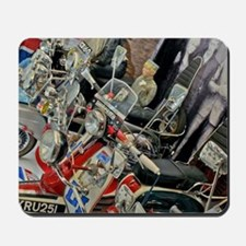 MODS SCOOTERS QUADROPHEN Mousepad