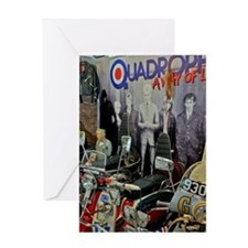QUADROPHENIA Greeting Card