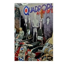 QUADROPHENIA Postcards (Package of 8)