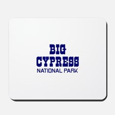 Big Cypress National Park Mousepad