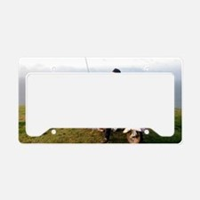 VESPA GS STING License Plate Holder