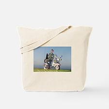 GS VESPA MOD Tote Bag