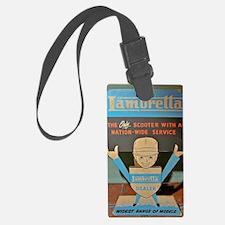 LAMBRETTA DEALER  Luggage Tag