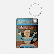 LAMBRETTA DEALER  Keychains