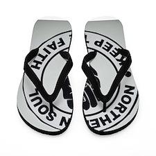 KEEP THE FAITH  Flip Flops