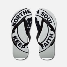 KEEP THE FAITH  Flip Flops