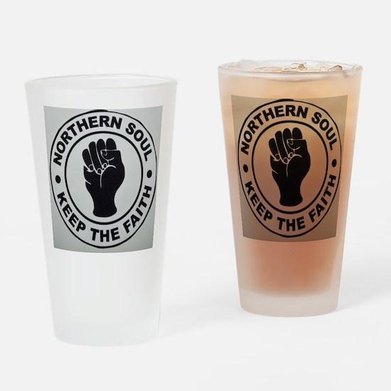 KEEP THE FAITH 2  Drinking Glass