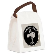 NORTHERN SOUL  Canvas Lunch Bag