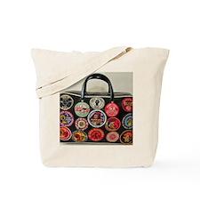 NORTHERN SOUL  Tote Bag