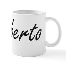 Rigoberto Artistic Name Design Mug