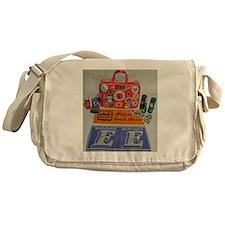 NORTHERN SOUL BAG Messenger Bag