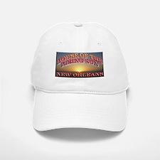 The House of the Rising Sun Baseball Baseball Cap