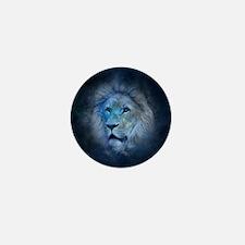 leo lion Mini Button (10 pack)