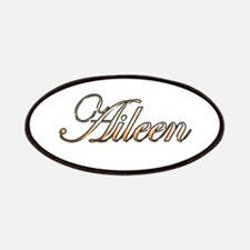 Gold Aileen Patch