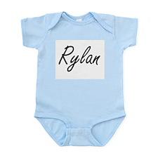 Rylan Artistic Name Design Body Suit