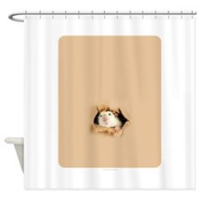Cool Tater tots Shower Curtain