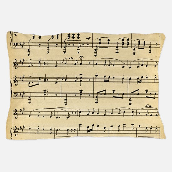 sheet music Pillow Case