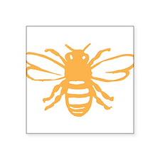 """Unique Bees Square Sticker 3"""" x 3"""""""