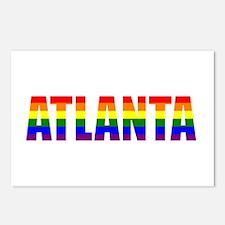 Atlanta Pride Postcards (Package of 8)