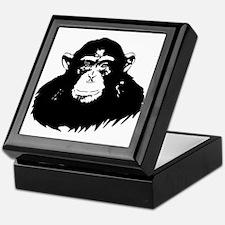 Chimp Keepsake Box