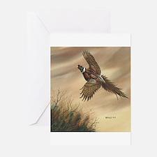 Cute Pheasant Greeting Cards (Pk of 20)
