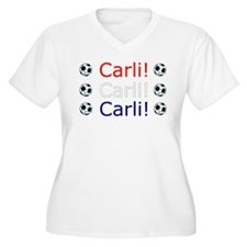 Carli Lloyd USA W T-Shirt