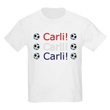 Carli Lloyd USA Woman's FIFA Fi T-Shirt