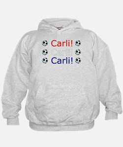 Carli Lloyd USA Woman's FIFA Final Thr Hoodie