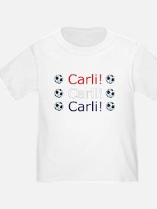 Carli Lloyd USA Woman's FIFA Final T