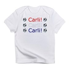 Carli Lloyd USA Woman's FIFA Final Infant T-Shirt