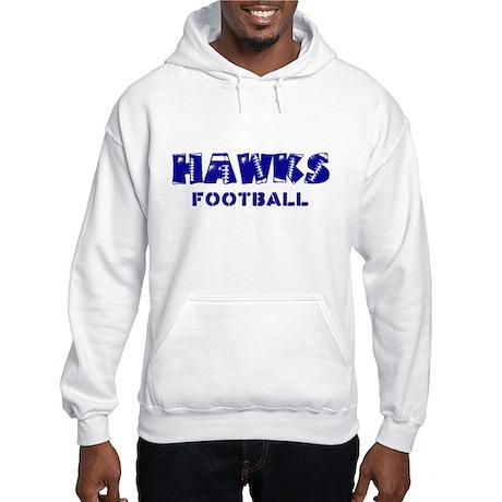 HAWKS FOOTBALL Hooded Sweatshirt