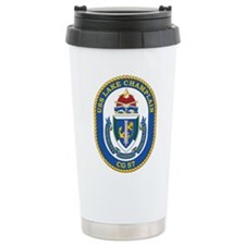 Uss Lake Champlain Travel Mug