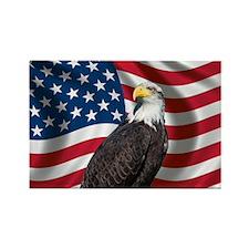 Unique Eagles Rectangle Magnet (10 pack)
