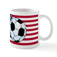 USA Soccer Flag Mugs