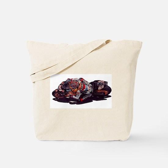 nicky hayden Tote Bag
